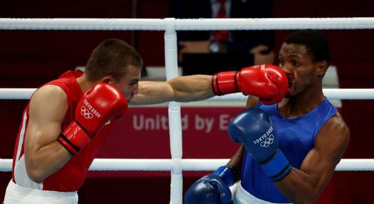 Хижняк вышел в полуфинал Олимпиады