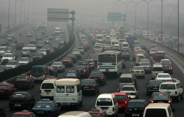 Экологи назвали главную причину загрязнения воздуха в Украине
