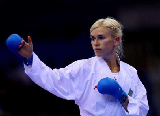 Так бы на Олимпиаде. Украинские каратисты завоевали 8 медалей Премьер-лиги