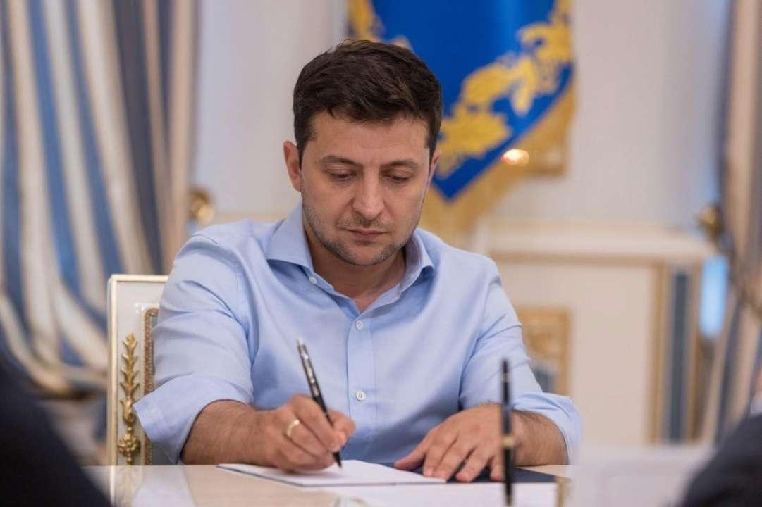 Володимир Зеленський змінив склад української делегації в ТКГ