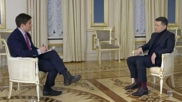 Зеленський сподівається на Байдена в розв'язанні конфлікту на Донбасі