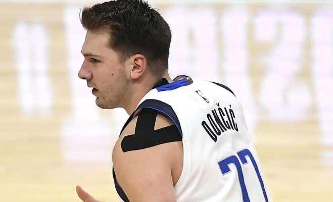 Лука Дончич набрал 42 очка и установил несколько рекордов (Видео)