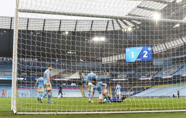 Манчестер Сити – Челси – 1:2. Обзор матча и видео голов