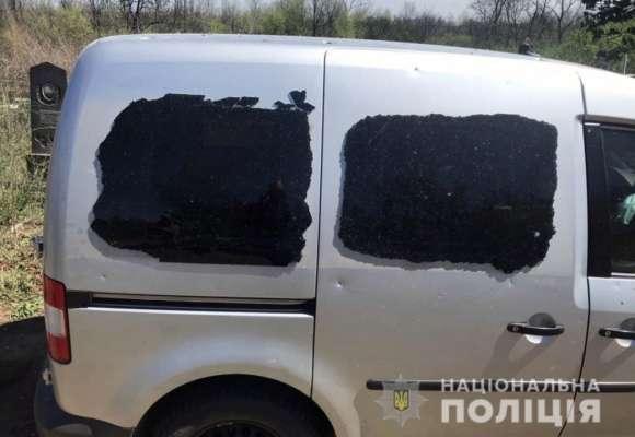 На Донбасі від вибуху на кладовищі загинув мирний житель