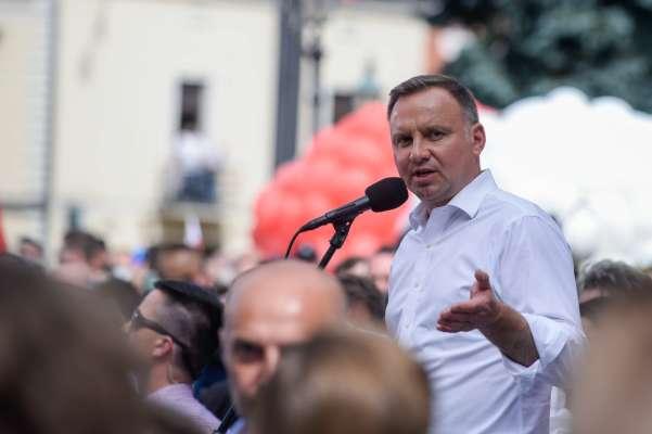 Росія не є нормальною країною, це країна-агресор — президент Польщі