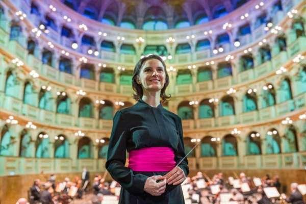 Первой в истории женщиной-дирижером оперного театра в Италии станет украинка
