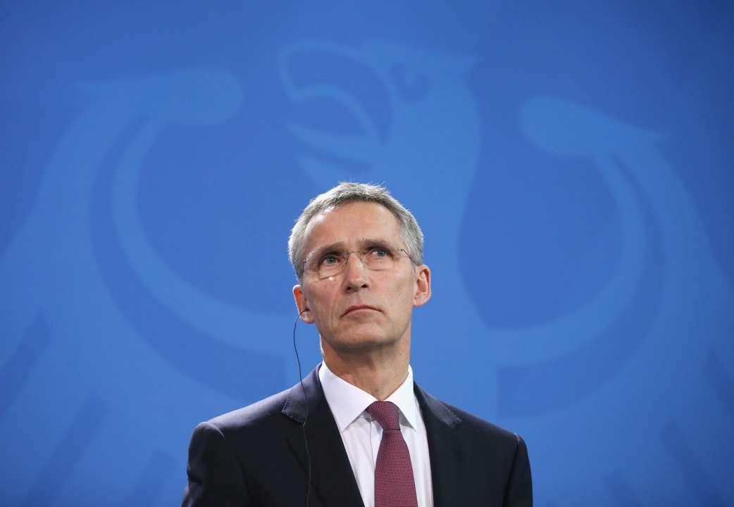 Генсек НАТО пообщался с Зеленским по поводу российской агрессии