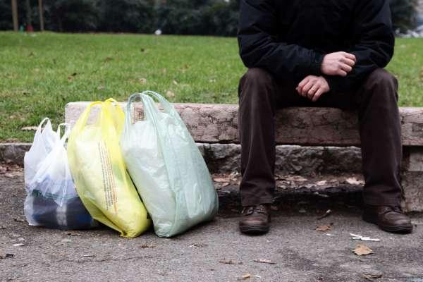 в Україні заборонили використання пластикових пакетів