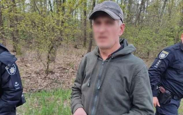 Зловмисник у Сумській області