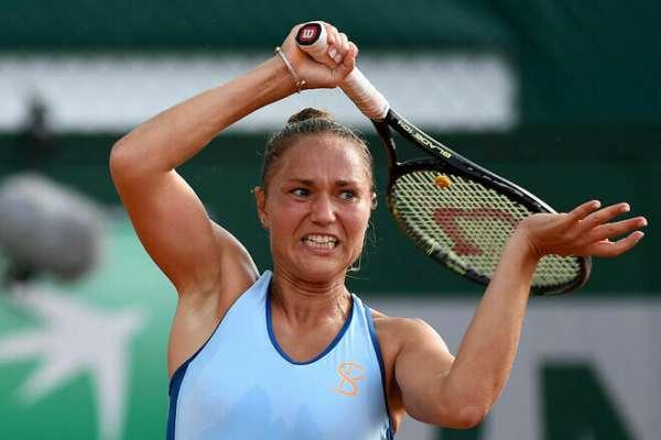Катерина Бондаренко завершила борьбу на турнире в Польше