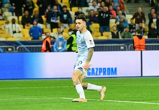 Шапаренко через травму не грав з Олександрією. Він ризикує пропустити гру за Суперкубок