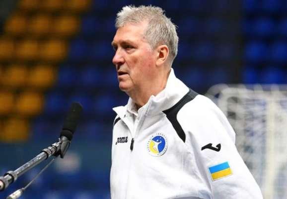 Женская сборная Украины по гандболу осталась без главного тренера