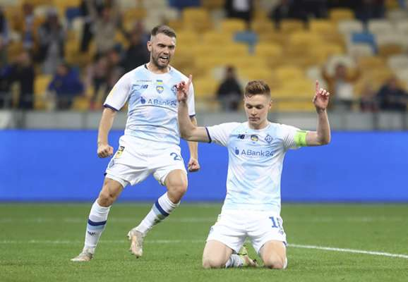 Динамо завдяки пенальті на останніх хвилинах обіграло Олександрію