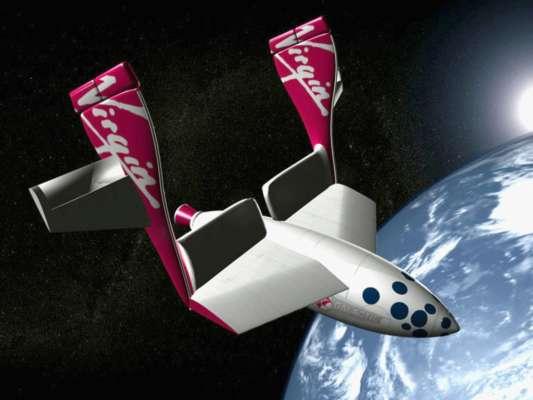 Космический самолет компании Virgin Galactic совершил успешный полет