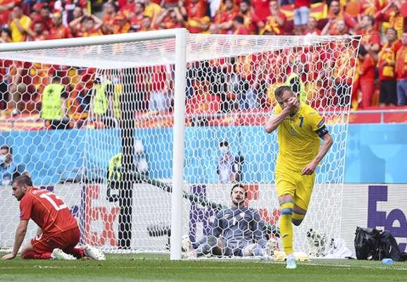 У Ярмоленко больше результативных действий за сборную, чем у Шевченко