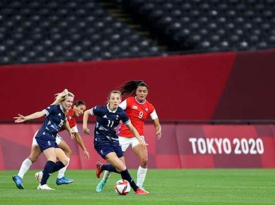 Олімпіада. Великобританія виявилася сильнішою Чилі в першому матчі турніру