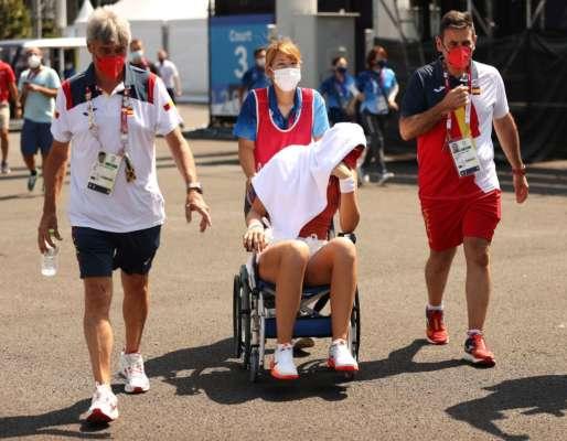 Початок тенісних матчів Олімпіади перенесли через дику спеку