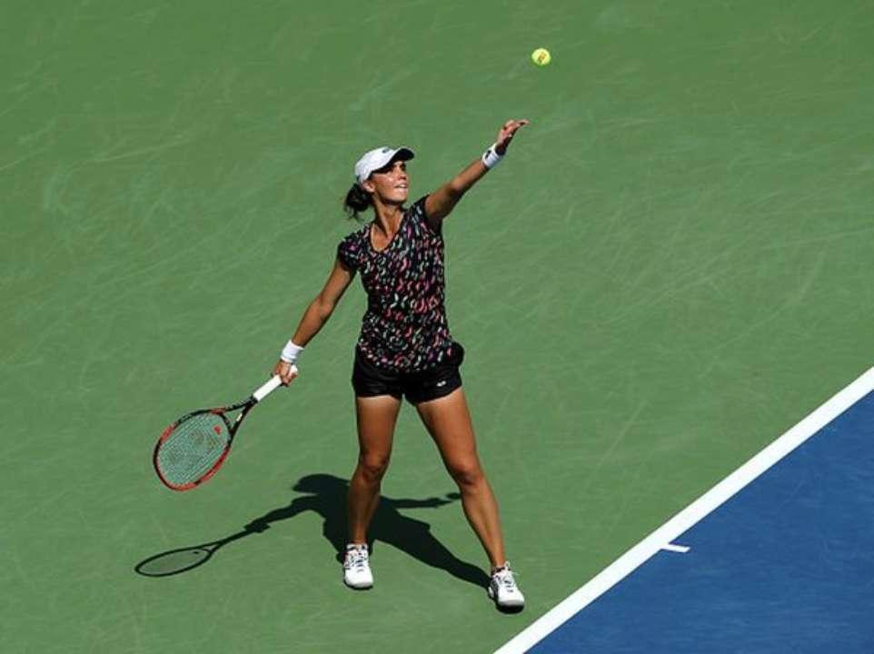 Ангелина Калинина выиграла турнир ITF в Загребе