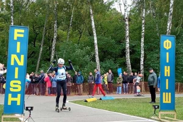 Вита Семеренко и Пидручный выиграли гонки преследования на летнем чемпионате Украины