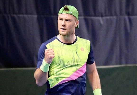 Марченко в упорной борьбе проиграл в 1/8 финала турнира в Ноттингеме