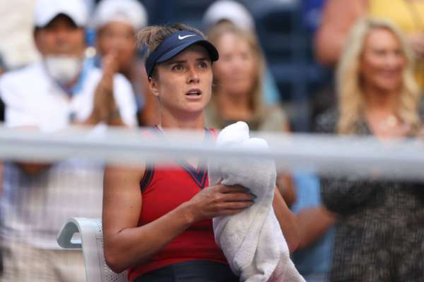 Как Свитолина 19-летней канадке на US Open проиграла