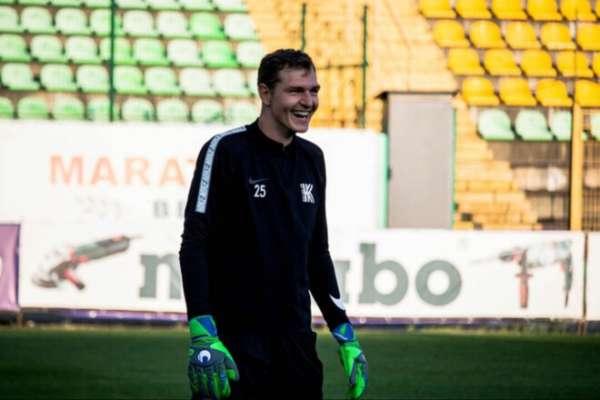 Основной вратарь Колоса близок к переходу в польский клуб