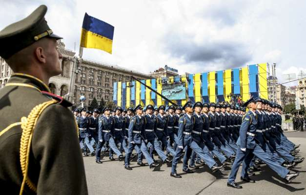 Министр обороны рассказал об особенностях парада ко Дню Независимости