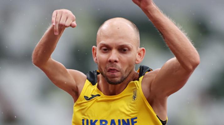 Украинец выиграл золото Паралимпийских игр в прыжках в длину
