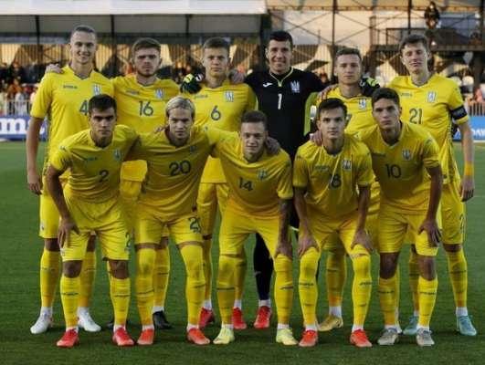 Стало известно, где молодежная сборная Украины сыграет с Францией и Фарерскими остравами