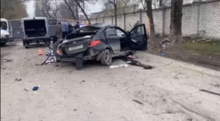 Смертельна аварія в Росії: підліток угробив п'ять життів