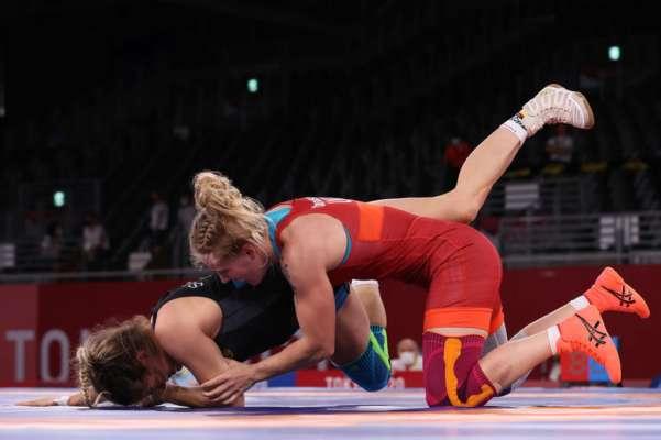 Черкасова вышла в полуфинал Олимпиады