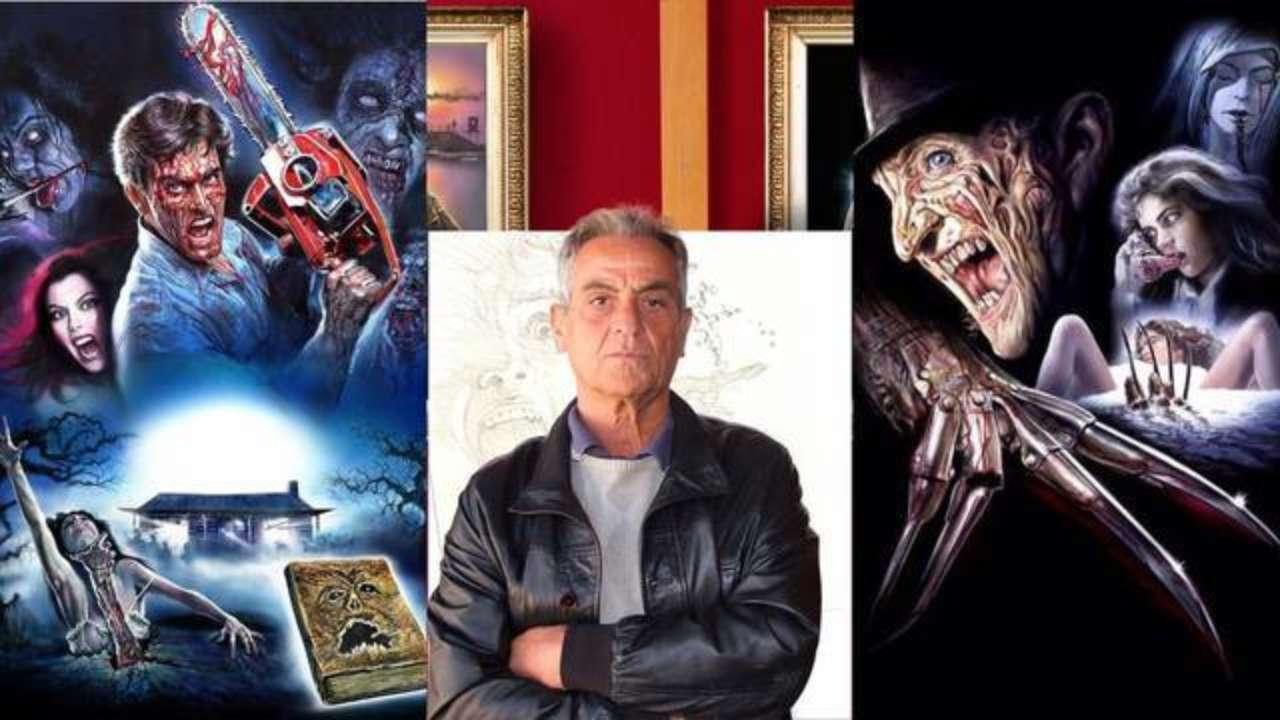 Помер один з найвідоміших художників кіно-плакатів. Кращі роботи майстра