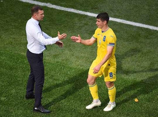 Прервали антирекорд. Украина добыла вторую победу в истории на Евро