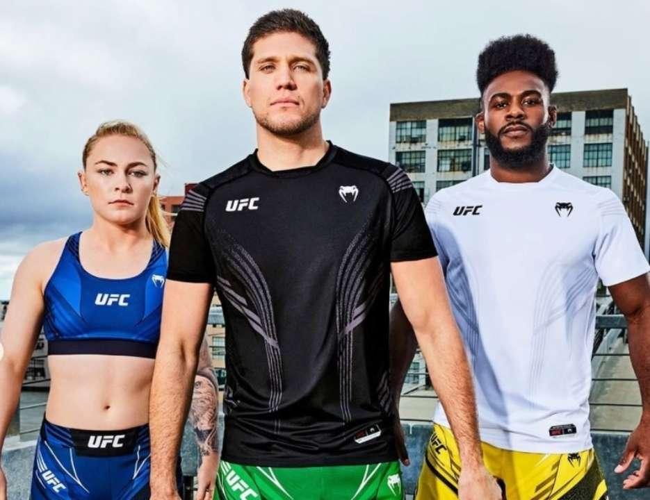ФОТО. Начинается новая история. В UFC показали экипировку от нового спонсора