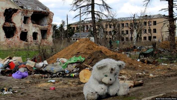 В Україні встановили День пам'яті дітей, які загинули від збройної агресії РФ