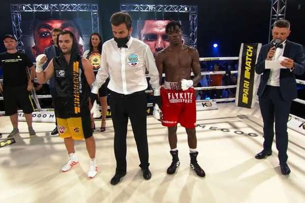 Митрофанов одержал 11-ю победу на профи-ринге