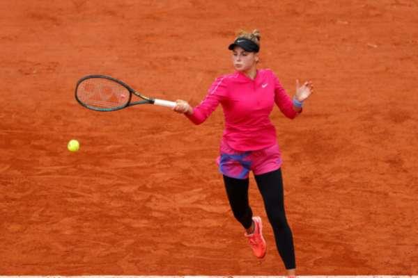 Завацька в напруженому поєдинку поступилася сербці Данилович на турнірі в Палермо