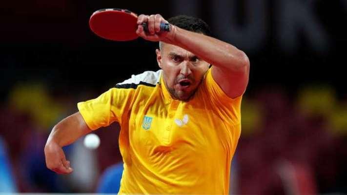 Украина выиграла бронзу Паралимпиады в настольном теннисе