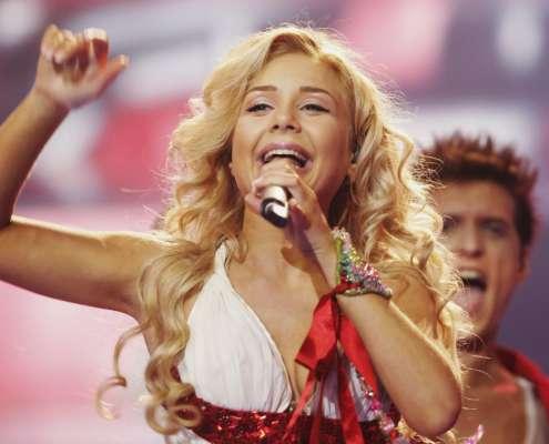 Тіна Кароль продала відбиток пальця за 100 тисяч гривень