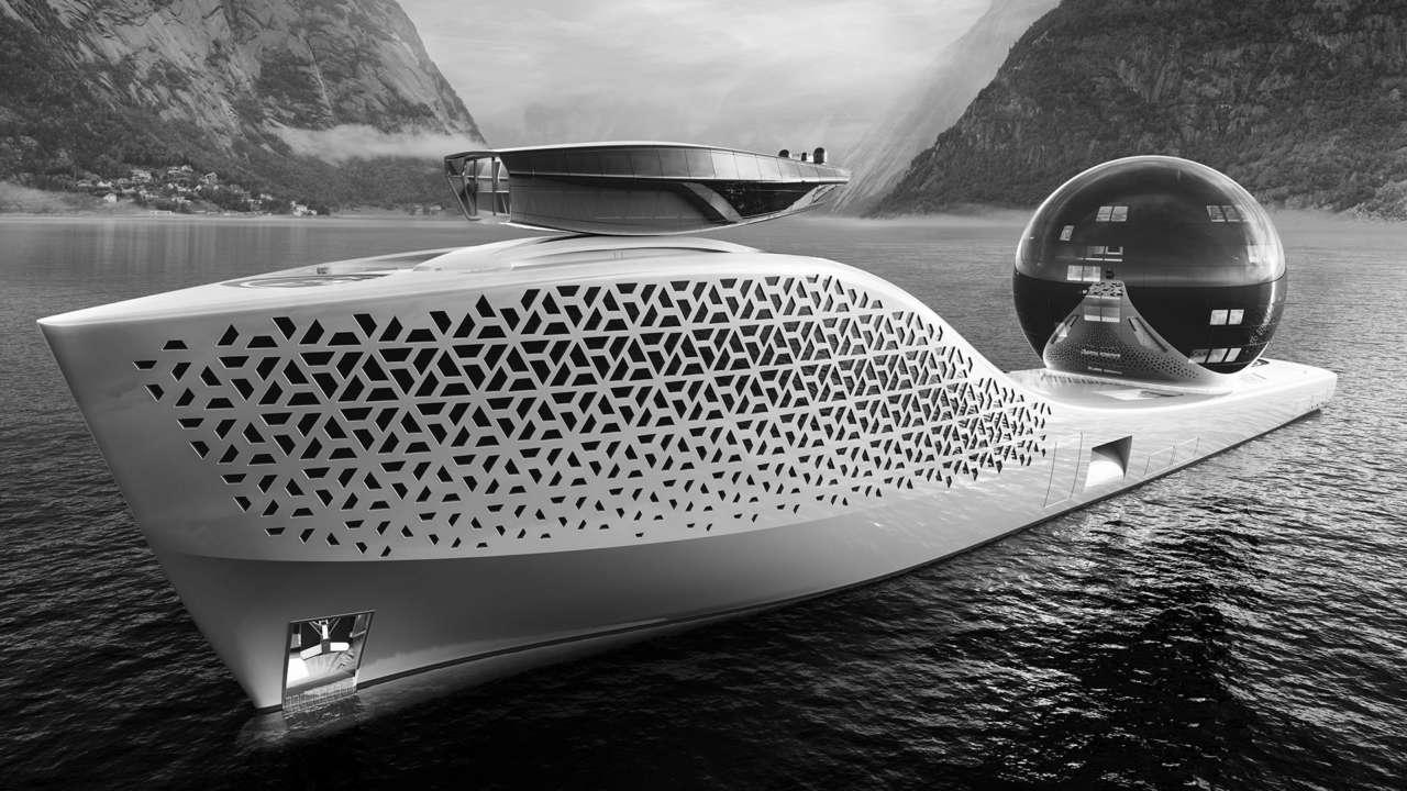 Бизнесмен из Сингапура собирается построить яхту с ядерным двигателем