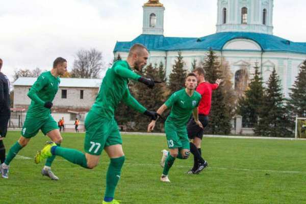 Альянс - Кремінь. LIVE трансляція матчу Першої ліги України
