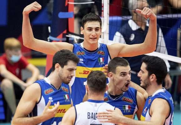 Італія всьоме в історії виграла чемпіонат Європи з волейболу