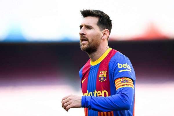 Мессі веде переговори щодо продовження контракту із Барселоною