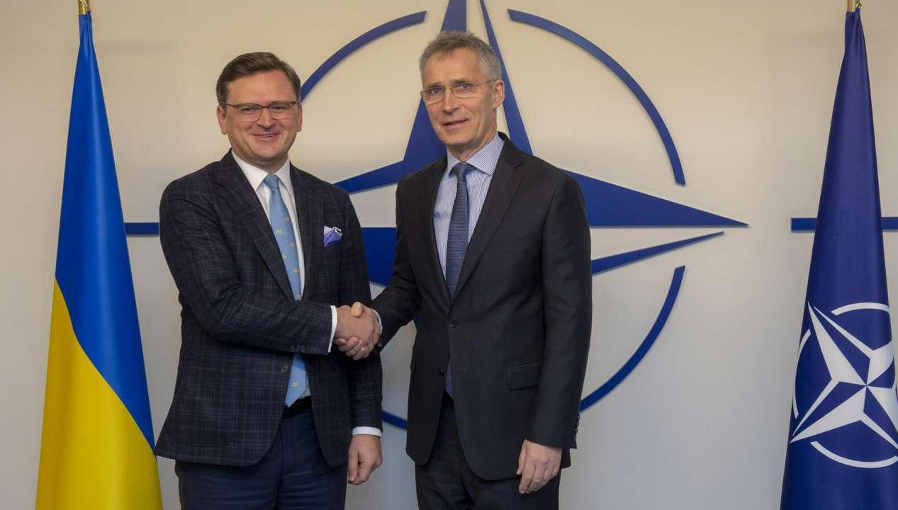 Все государства НАТО поддерживают Украину на фоне российской агрессии — Кулеба
