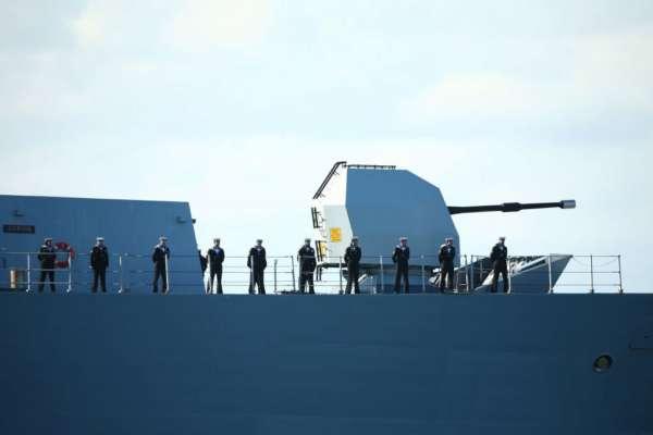 На знак солідарності: Британія направить свої військові судна в чорноморську акваторію