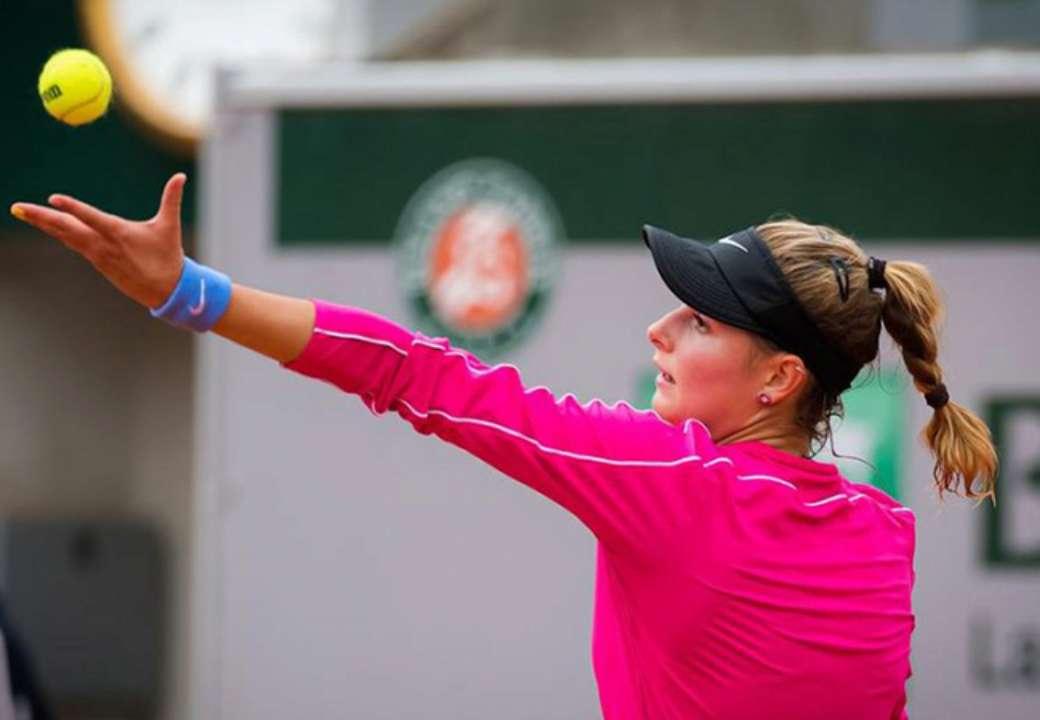 Завацька не змогла дограти матч 1/8 фіналу на турнірі в Беллінцоні