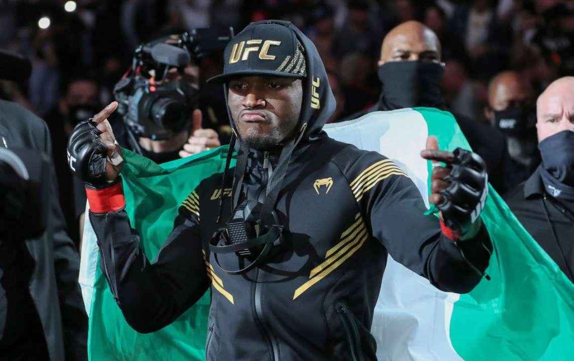Усман вийшов на перше місце в рейтингу pound for pound від ESPN