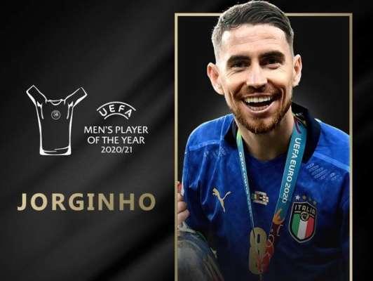 Жоржиньо - найкращий гравець сезону-2020/21