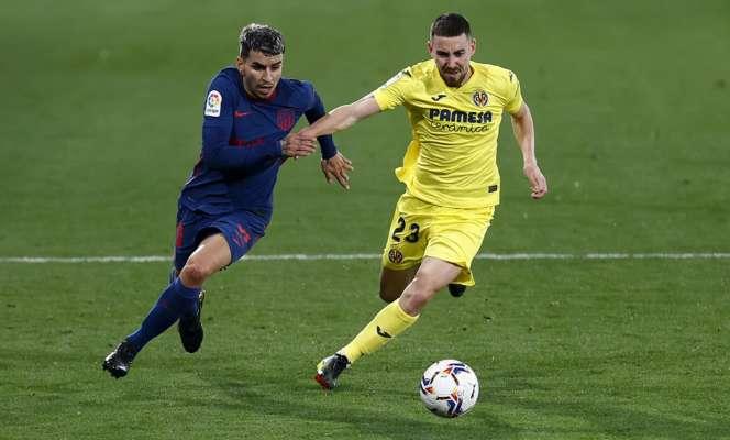 Ла Лига. Атлетико обыгрывает Вильярреал и удерживает лидерство в чемпионате