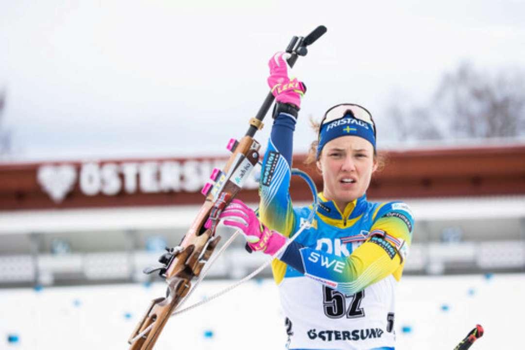 Збірна Швеції з біатлону оголосила склад на олімпійський сезон-2021/22